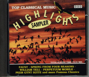 Various - Top Classical Music Highlights Sampler