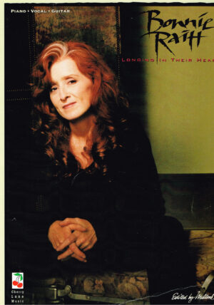 Bonnie Raitt - Longing in Their Hearts ISBN 0-89524-844-1