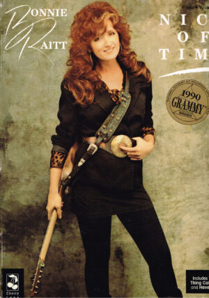 Bonnie Raitt - Nick of Time ISBN 0-89524-440-3