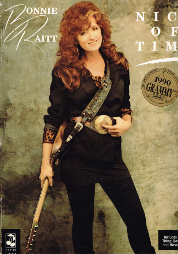 Bonnie Raitt - Nick of Time ISBN 0-89524-440-3