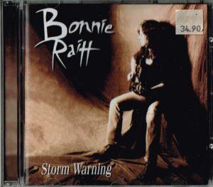 Bonnie Raitt – Storm Warning EAN 8013780014251