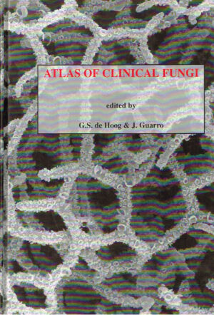 Atlas of Clinical Fungi, First Edition ISBN 9070351269