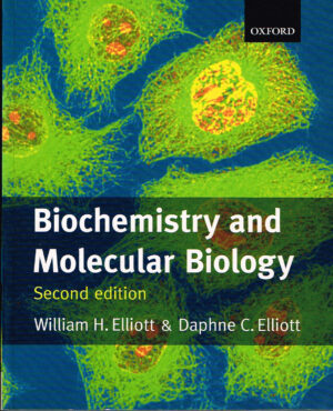 Biochemistry and Molecular Biology second edition ISBN 0198700458