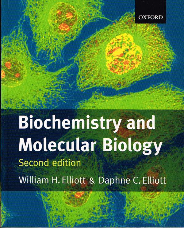 Biochemistry and Molecular Biology second edition ISBN 0198700458