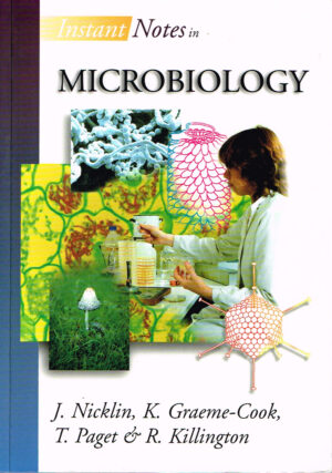 Instant Notes in Microbiology ISBN 1859961568