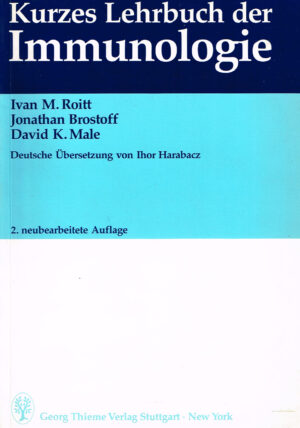 Kurzes Lehrbuch der Immunologie ISBN 10: 3137021022 / ISBN 13: 9783137021025