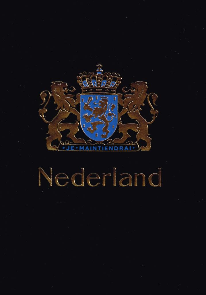 Davo Luxe postzegelalbum Nederland V 2000-2007