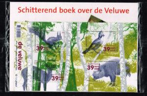 Nederland 2004 Velletje Veluwe 4 x 39 cent NVPH 2282