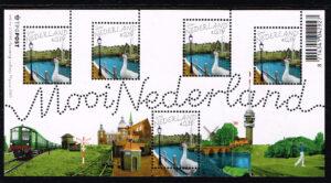 Nederland 2005 Mooi Nederland velletje Goes NVPH 2345