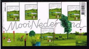 Nederland 2005 Mooi Nederland velletje Nederland NVPH 2324