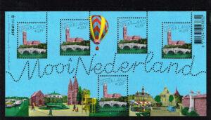 Nederland 2005 Mooi Nederland velletje Roermond NVPH 2362