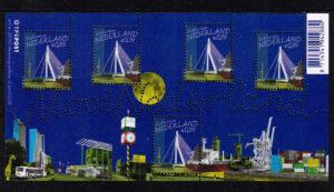 Nederland 2005 Mooi Nederland velletje Rotterdam NVPH 2340