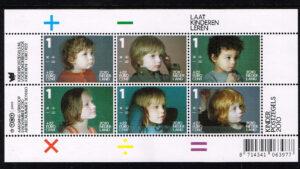 Nederland 2010 Kinderzegel blok NVPH 2776
