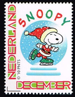Nederland 2010 Snoopy NVPH 2777