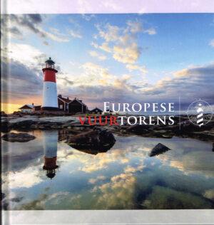 Nederland 2013 boekje Europese Vuurtorens.