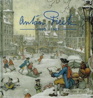 Nederland 2017 boekje Anton Pieck.