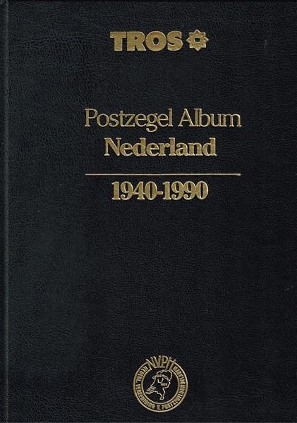 Postzegel Album Nederland 1940-1990 ISBN 9073646014