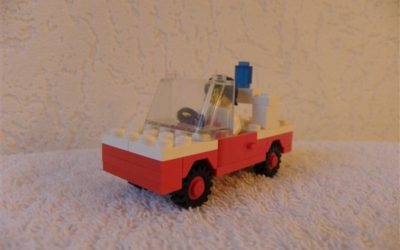 Lego Legoland 623 Rode Kruis auto