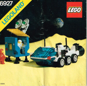 Lego Legoland 6927 all terraine vehicle