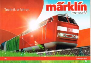 Marklin 2012 catalogus Marklin my World 2012 Nederlands