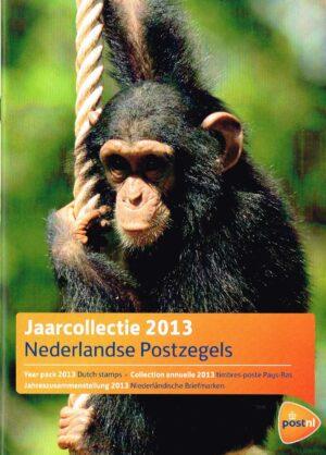 Nederland 2013 boekje Jaarcollectie 2013 Nederlandse Postzegels