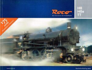 Roco H0 Neuheitenkatalog 2012 EAN 9005033807122