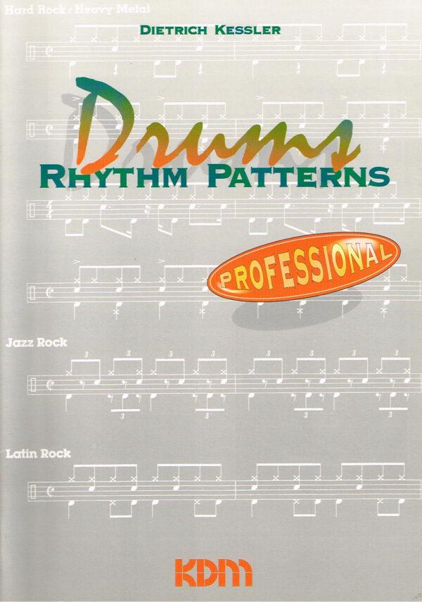 Dietrich Kessler - Drums Rhythm Patterns KDM Verlag 1994