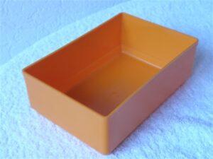 Onderdelenbakjes Esmeijer type EMM 5524 oranje stapelbaar