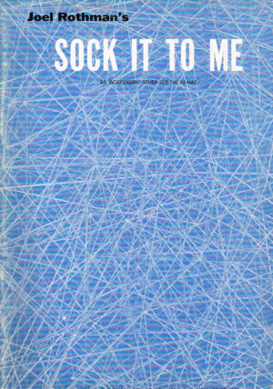 Joel Rothman's Sock it to me An independent study for the hi-hat drum