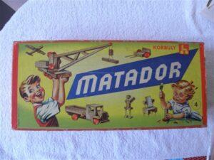 Korbuly Matador beukenhouten bouwsysteem