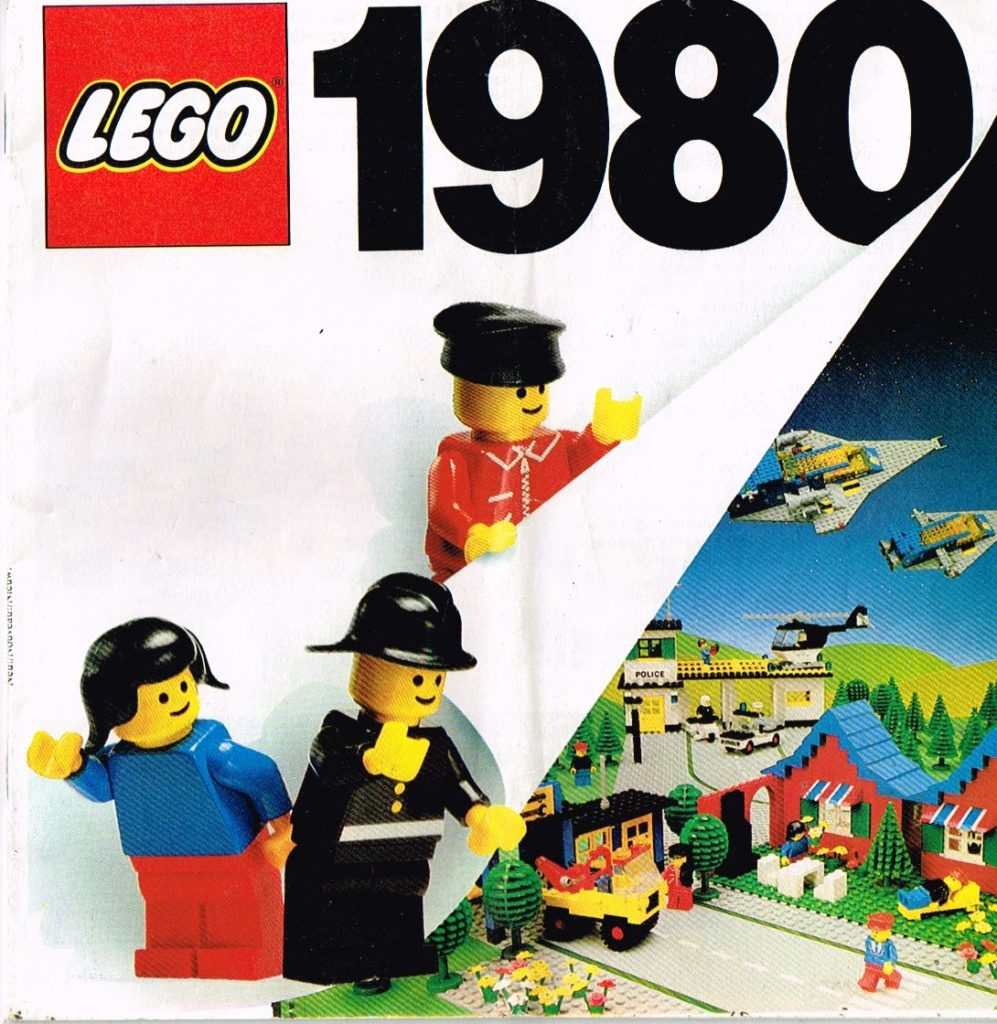 Lego Catalogus 1980 Nederlands