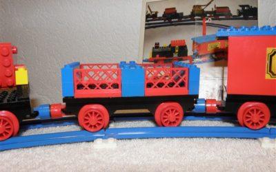 Lego Legoland 181 trein set