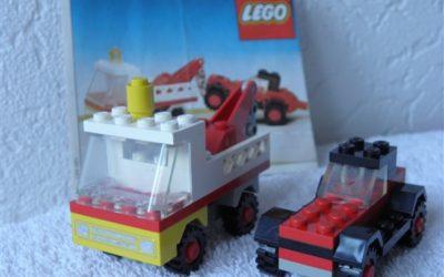 Lego Legoland 642 kraanauto met buggy