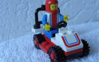 Lego Legoland 6609 rece wagen