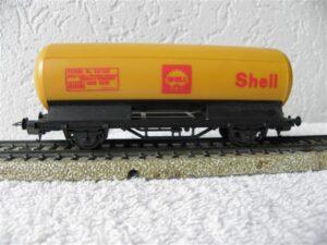 Lima H0 1:87 Shell tank goeder wagon FS Italia 557128