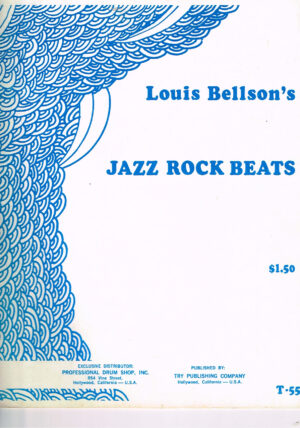 Louis Bellson Jazz Rock Beats for Drum