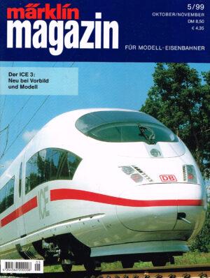 MÄRKLIN Magazin - für Modell-Eisenbahner 05-1999 4344564200008