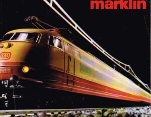 Märklin 1983/84 NL Catalogus H0 mini club spoor 1 en metaalbouwdozen.