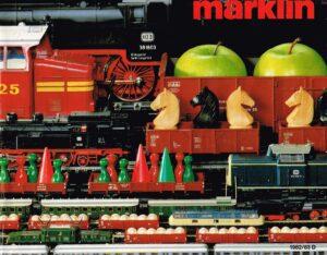 Märklin Katalog 1982/1983 Deutsche Ausgabe