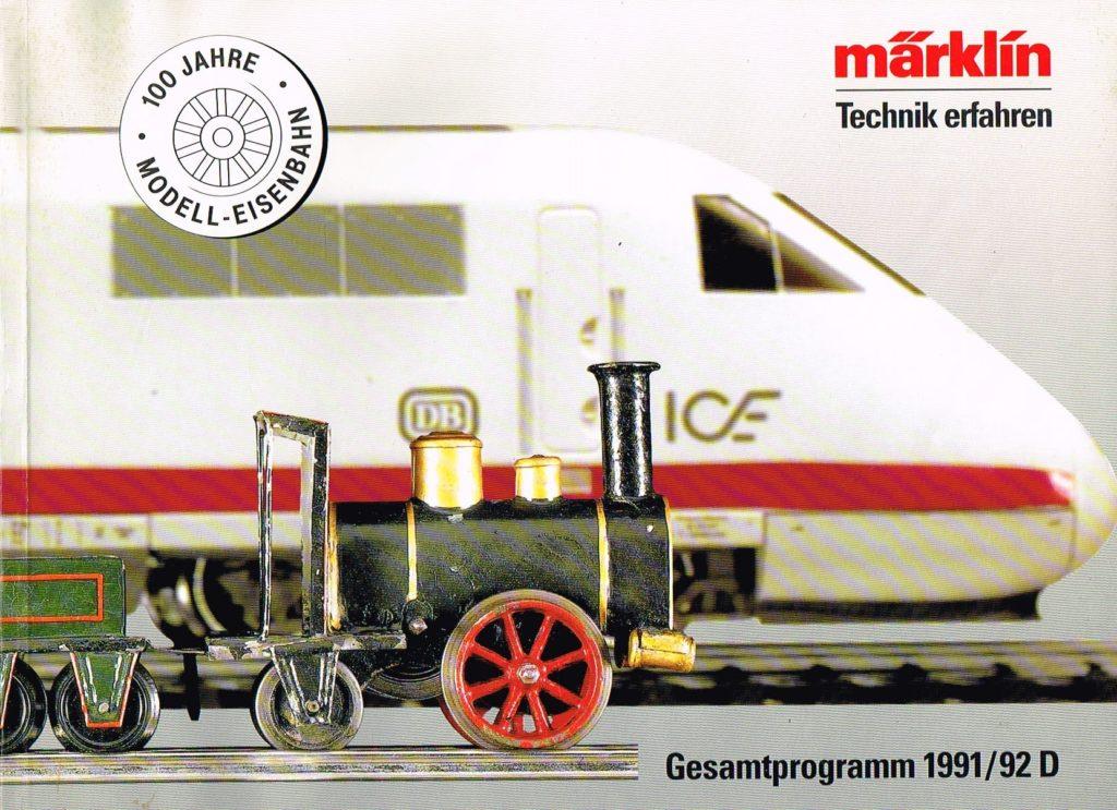Marklin Katalog 1985 - 1986 D H0