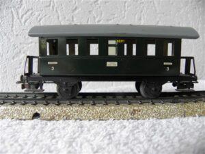 Marklin H0 4000 personen wagon bouwjaar 1953 1:87
