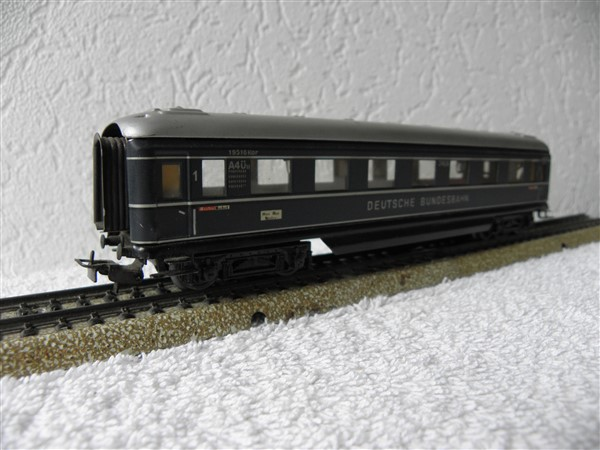 Marklin H0 4014 D personenwagon 1e klas