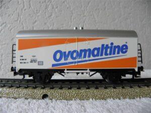 Marklin H0 4428 koelwagon Ovomaltine SBB