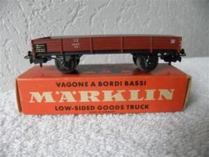 Marklin H0 4503 laagboordwagon