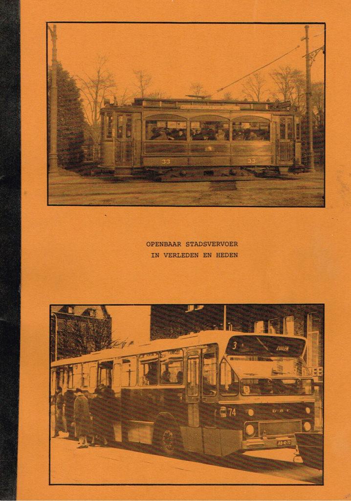 Openbaar Stadsvervoer in verleden en heden GVU
