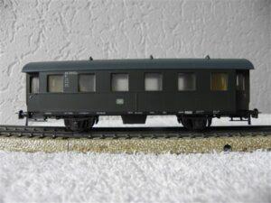 PIKO Prefo H0 5452512/5/18 personen wagon groen Bi 33 DB 1:87