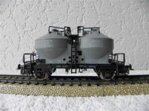Piko H0 5/6433/010 cement silowagon DR DDR 1:87