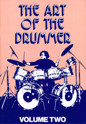 The Art of the Drummer volume Two ISBN 9781905631049