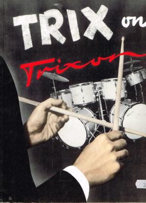 Trix on Trixon voor Jazz Drummers by John Steffensen