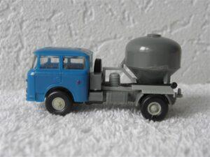 VEB Prefo Dresden HO 1:87 Skoda Cementwagen